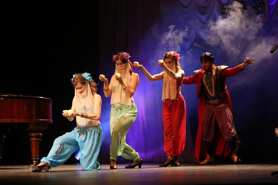 Operetka dla dzieci   spektakl mikołajkowy