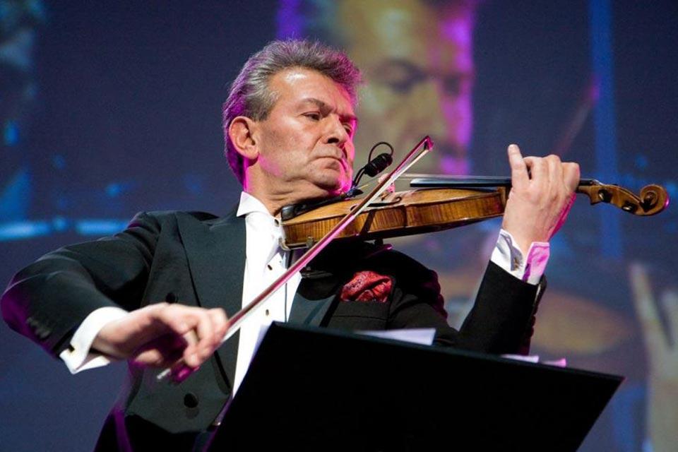 Vadim Brodski   koncert muzyki żydowskiej