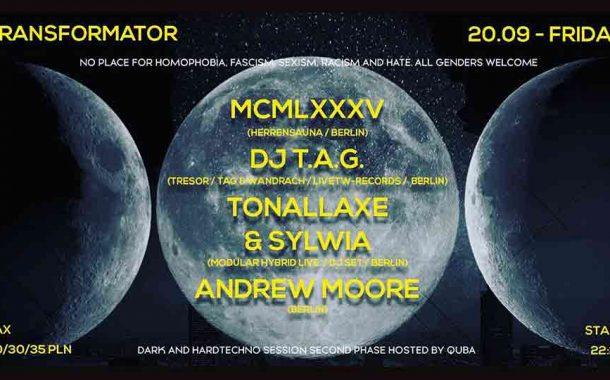 MCMLXXXV / DJ T.A.G. / TONALLAXE & SYLWIA
