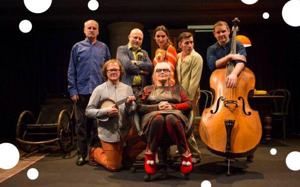 Magda Umer i Mumio – Przybora na 102 | spektakl