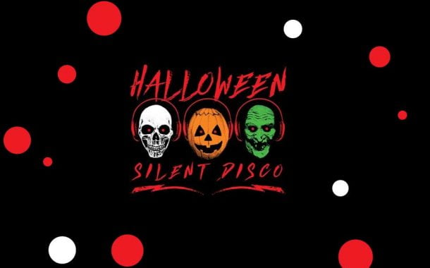 Halloweenowe Silent Disco