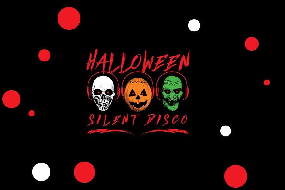 Halloweenowe Silent Disco