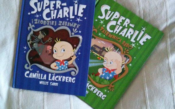Nowe książki dla dzieci Camilli Läckberg