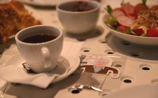 Drugie śniadanie z pantomimą | spotkanie w Barbarze