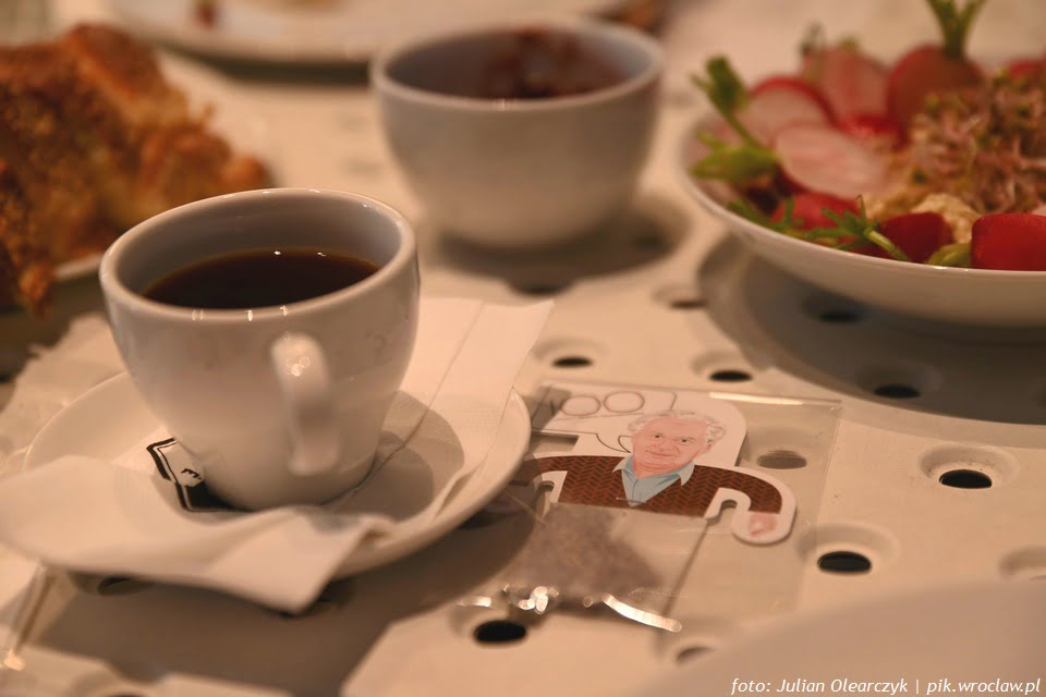 Drugie śniadanie z pantomimą   spotkanie w Barbarze