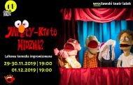 Andrzejkowe Japety | spektakl improwizowany