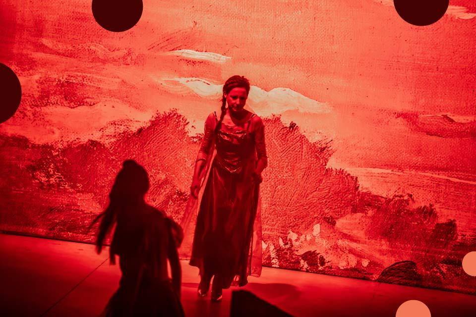 Mojżesz | spektakl