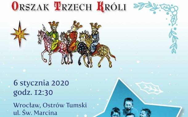 Wrocławski Orszak Trzech Króli - 2020