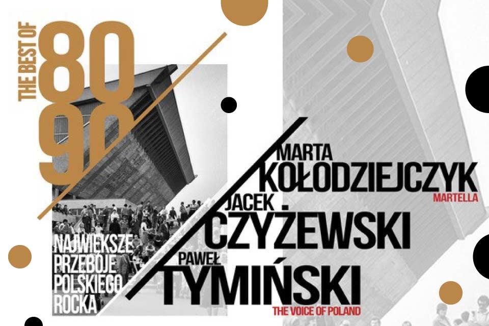 Przeboje Polskiego Rocka lat 80/90 | koncert