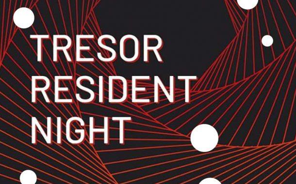 Tresor Resident Night
