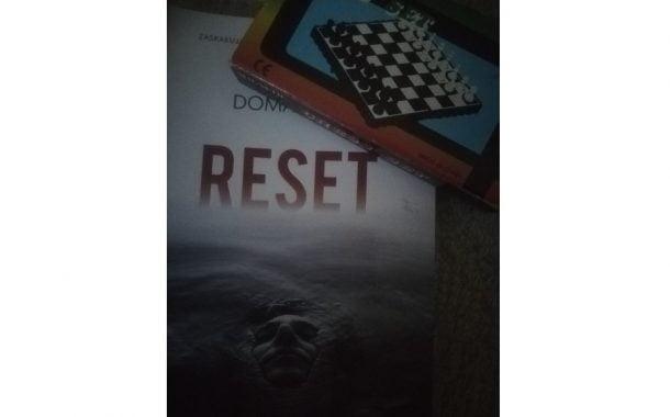 """Krzysztof Domaradzki """"Reset"""""""