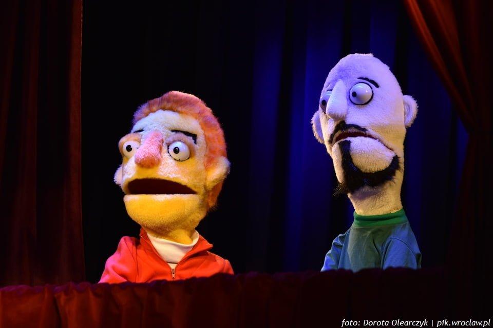 Japety- kto to widział? | lalkowa komedia improwizowana dla dorosłych