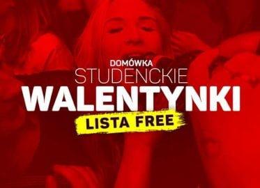 Studenckie Walentynki - Domówka