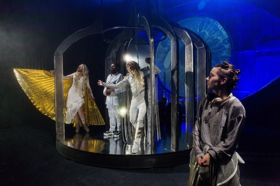 Piekło-niebo | spektakl dla dzieci i młodzieży