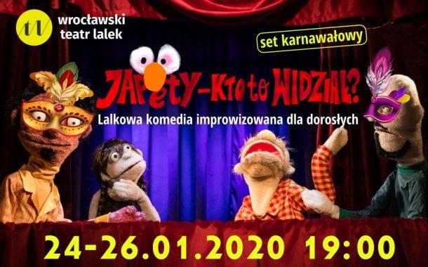 Japety – set karnawałowy – i kto to widział?  | improwizowana komedia dla dorosłych