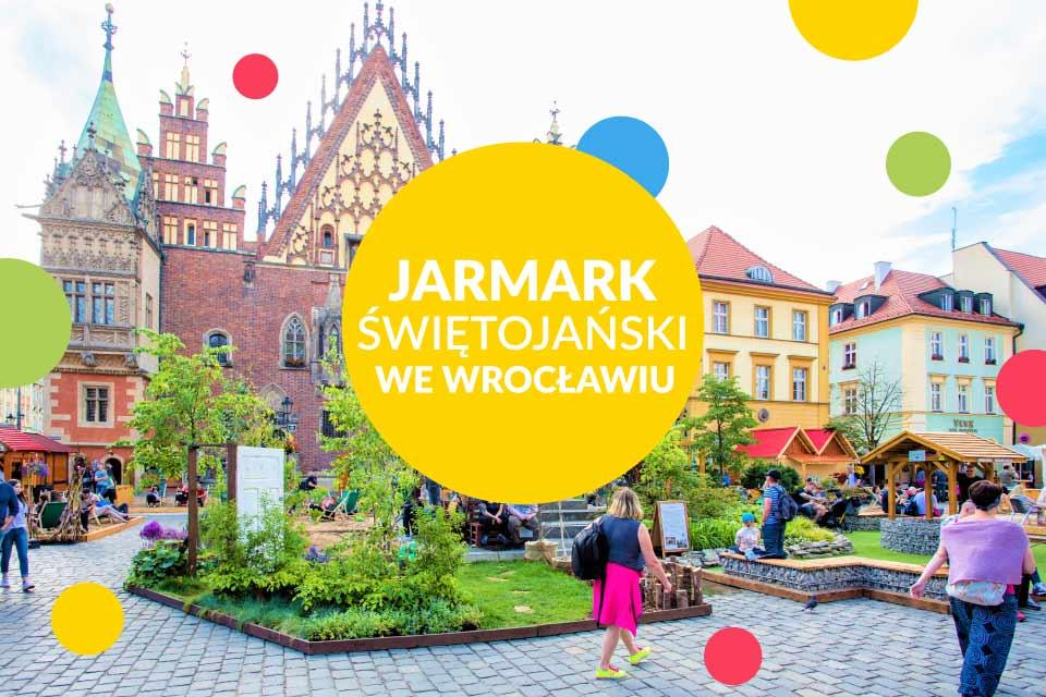 Jarmark Świętojański 2020 we Wrocławiu