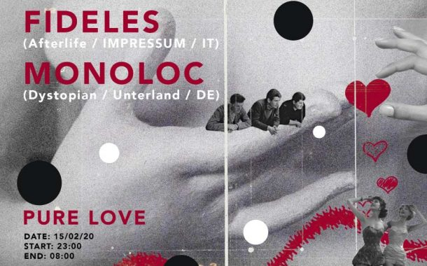 Pure Love | Fideles & Monoloc