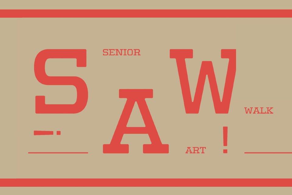 Senior Art Walk
