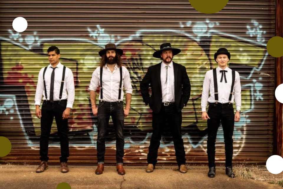 The Dead South | koncert