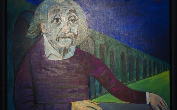Cenny obraz Wojciecha Fangora wzbogaci kolekcję stałą Pawilonu Czterech Kopuł