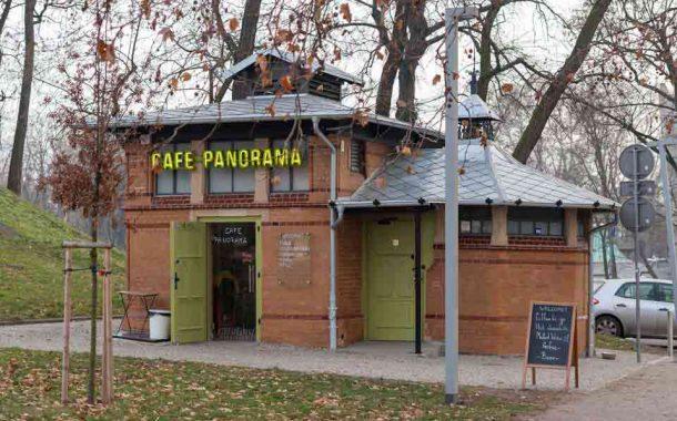Cafe Panorama Wrocław