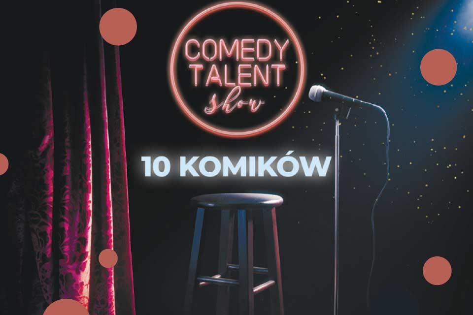 Komik - Comedy Talent Show - Wrocław