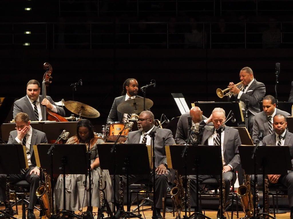 Giganci jazzu czyli Jazz at Lincoln Center Orchestra w Narodowym Forum Muzyki