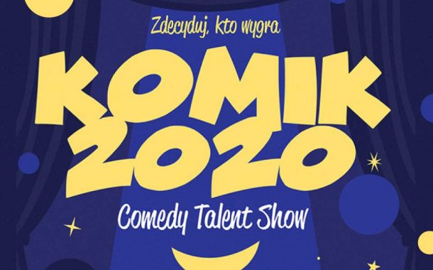 Komik - Comedy Talent Show - Wrocław