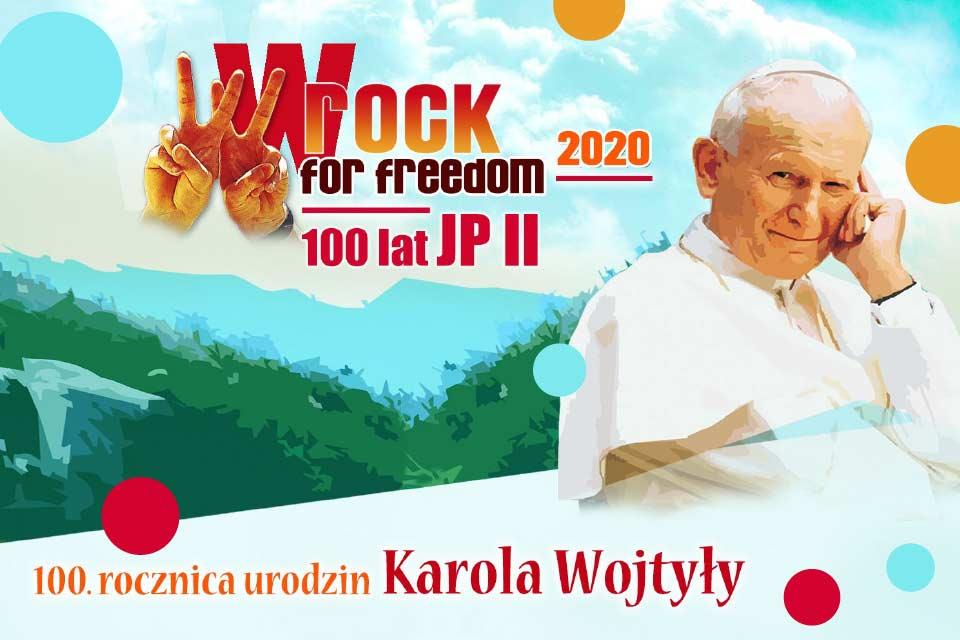 100 lat JP II  | koncert (Wrocław 2021)