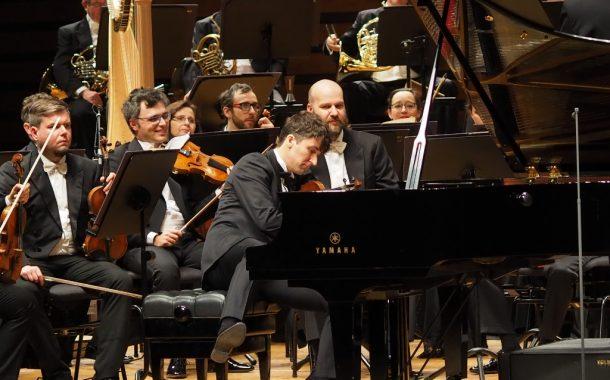 Symfonik nieznany- walentynkowa niespodzianka w NFM  z Marcinem Maseckim