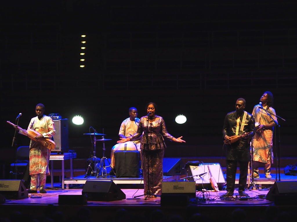 Bassekou Kouyaté & Ngoni Ba - Muzyka Świata w NFM