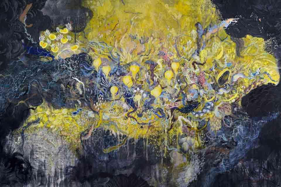 Let It Grow - Ewa Goral | wystawa