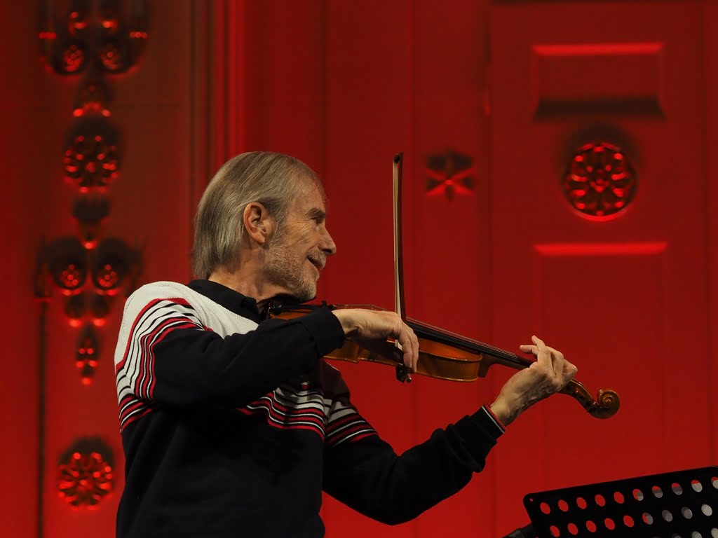 Jean-Luc Ponty & Clara Ponty Quartet na Ethno Jazz Festival