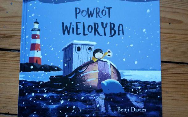 """""""Powrót wieloryba"""" Benjiego Daviesa"""