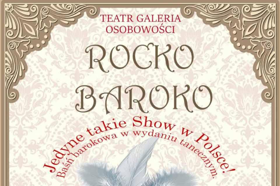 Rocko Baroko | spektakl