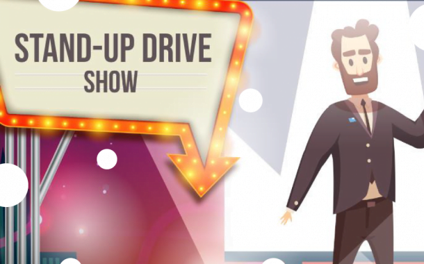 Stand-up Drive Wrocław - Bilety