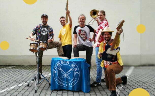 Kumbia Mać - Noc Świętojańska 2021 | koncert