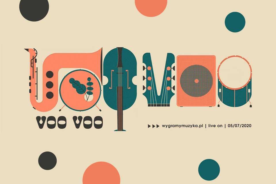 VOO VOO | koncert - Wygramy Muzyką