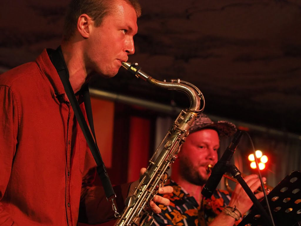 Darek Rubinowski Quartet na Vertigo Summer Jazz Festival