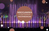 Pergola - Wrocławska fontanna multimedialna | sezon 2021
