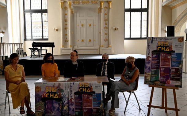 22. Festiwal Kultury Żydowskiej SIMCHA rusza we wrześniu