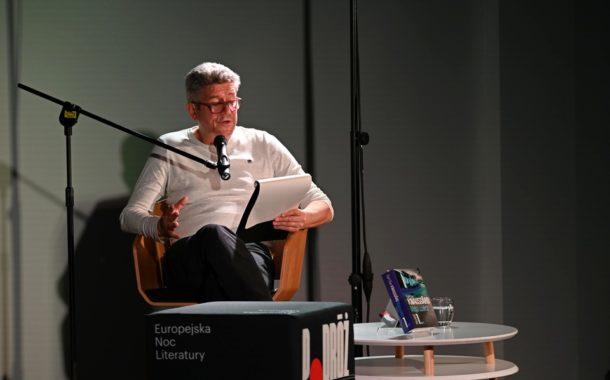 Europejska Noc Literatury z podróżą w tle