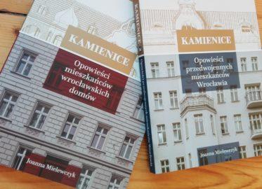 """""""Kamienice"""" Joanna Mielewczyk"""