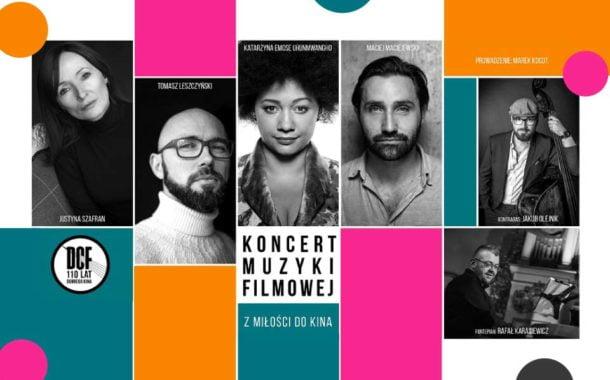 Z miłości do kina   koncert muzyki filmowej