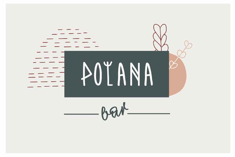 Polana bar - Zamek Topacz
