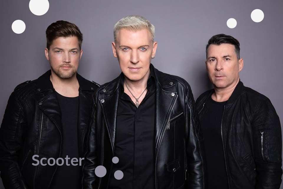 Scooter | koncert - nowa data