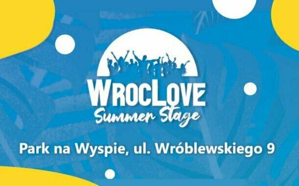 Park na Wyspie /  Intakus Park /  WrocLove Summer Stage