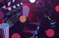 Kino plenerowe na peronie Dworca Świebodzkiego