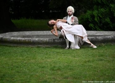 "Pantomima w ogrodzie | ""Los Mimos"""