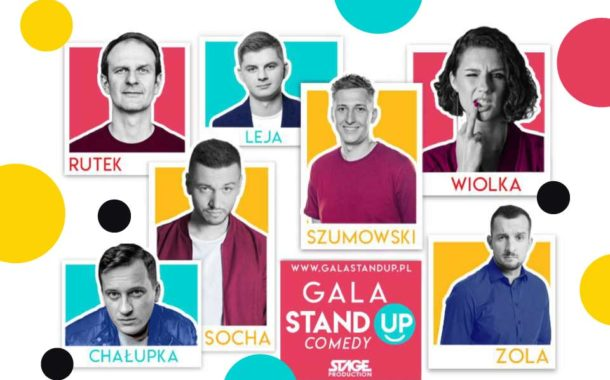 Gala Stand-up Comedy – Wrocław